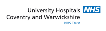 University Hospitals Coventry and Warwick